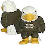 Eagle Mascot Stress Balls